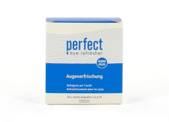Perfect Aqua Plus Augenerfrischung (20x 0,4ml)