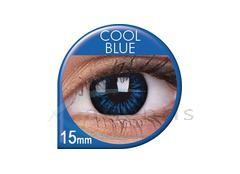 BigEyes Cool Blue 15mm (3-Monatslinse) (2 Stk.)
