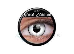 White Zombie (Jahreslinse) (2 Stk.)