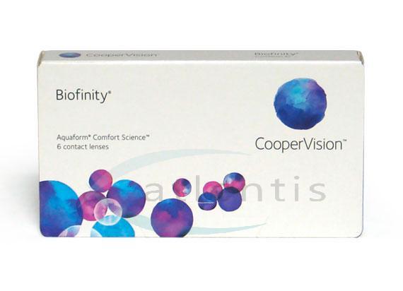 Coopervision Biofinity (6 Stk.)