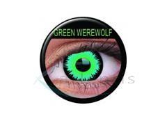 Green Werewolf (3-Monatslinse) (2 Stk.)