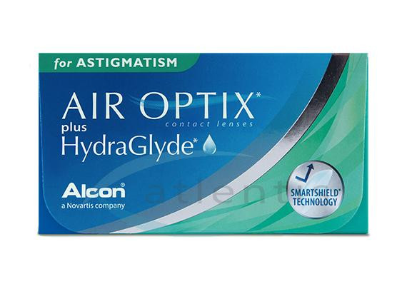 Air Optix Aqua plus HydraGlyde Toric (1x3)